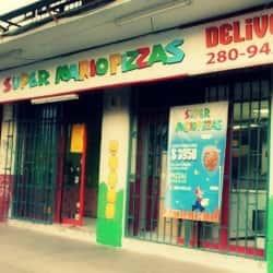 Pizzería Súper Mario - La Florida en Santiago