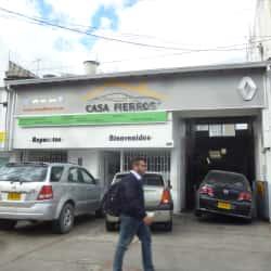 Casa Fierros en Bogotá