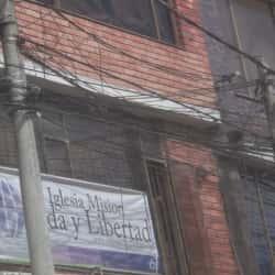 Iglesia Misión Vida y LIibertad en Bogotá