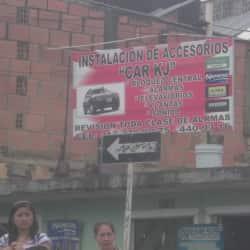 Instalación De Accesorios Car K J  en Bogotá