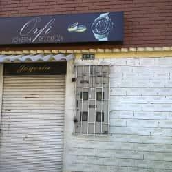 Orfi Joyeria en Bogotá