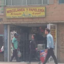 Mi Barquito De Papel en Bogotá
