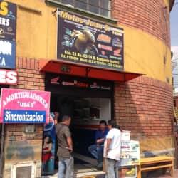 Motos Juan S en Bogotá