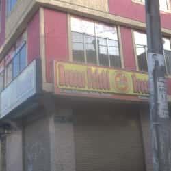 Brasas Frisbi en Bogotá