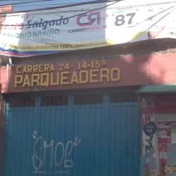 Parqueadero Carrera 24B en Bogotá