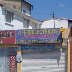 Ferrelectricos Calle 153 en Bogotá