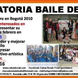 Academia de Baile Cuban Break en Bogotá