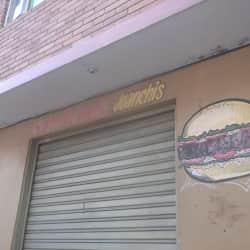 Comi Rapidas Juanchis en Bogotá