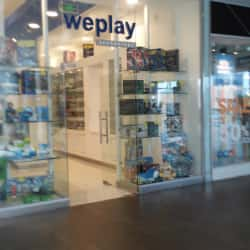 Weplay - Mall Plaza Sur en Santiago