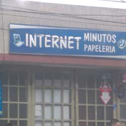 Internet Minutos Papelería Carrera 121 en Bogotá