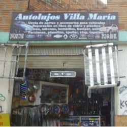 Autolujos Villa Maria en Bogotá
