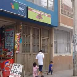 Comidas Rapidas a Picar en Bogotá