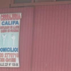 Cerrajeria Califa en Bogotá