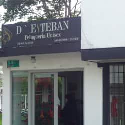 D' Esteban en Bogotá