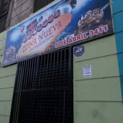 Máquinas de Apuestas Zona Nueva en Santiago