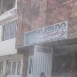 Motolavado Diaz en Bogotá