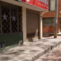 La Llamarada Roja en Bogotá