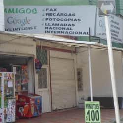 Amigos Google Internet en Bogotá