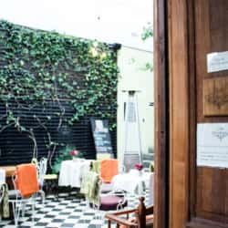 Café de la Candelaria - Barrio Italia en Santiago