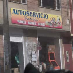Autoservicio Puerto Rico en Bogotá