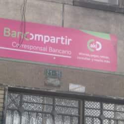 Bancorpartir  en Bogotá