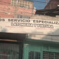 Autos Servicio Especializado Latoneria y Pintura en Bogotá