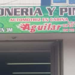Latoneria Y Pintura Aguilar en Bogotá