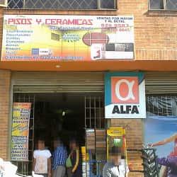 Pisos y Cerámicas San Cristobal Norte en Bogotá