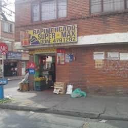 Rapimercado Super-Max en Bogotá