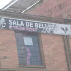 Sala De Belleza S'Tilos Ataly en Bogotá