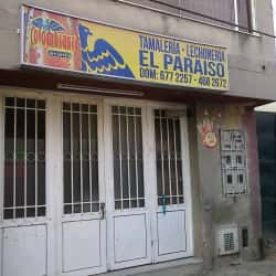 Tamalería El Paraiso en Bogotá