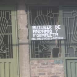 Alquiler De Andamios y Formaletas en Bogotá