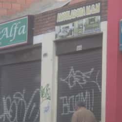 Amobladora M.G.M en Bogotá