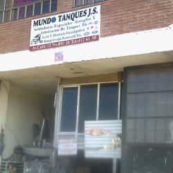 Comercializadora Mundo Tanques SAS en Bogotá