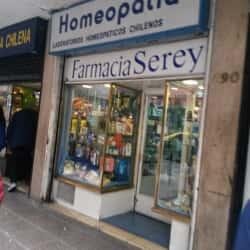 Farmacia Serey en Santiago