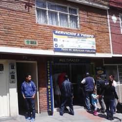Servicio A Tiempo en Bogotá