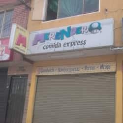 Merendero Comidas Express en Bogotá