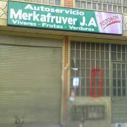 Merkafruver J.A en Bogotá