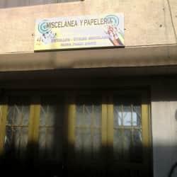 Miscelanea y Papelería Emanuel  en Bogotá