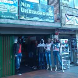New Underground en Bogotá