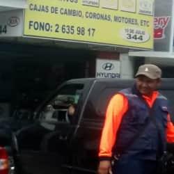 Autos Rak en Santiago