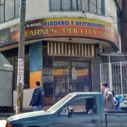 Asadero Y Restaurante Carnes, Pollo Y Sabor en Bogotá