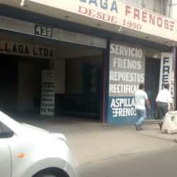 Aspillaga Frenos en Santiago