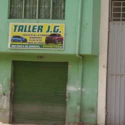 Taller J. G. en Bogotá