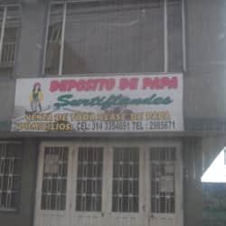 Deposito De Papa SurtiBlandes en Bogotá