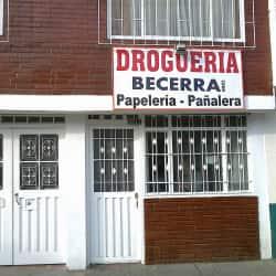 Droguería Becerra Hermanos en Bogotá