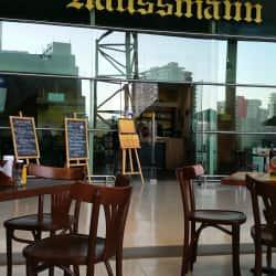 Café Haussmann en Santiago
