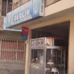 Pasteleria y Panaderia Berlin  en Bogotá
