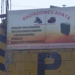 Radiadores Amaya  en Bogotá