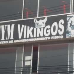 Gym Vikingos en Bogotá